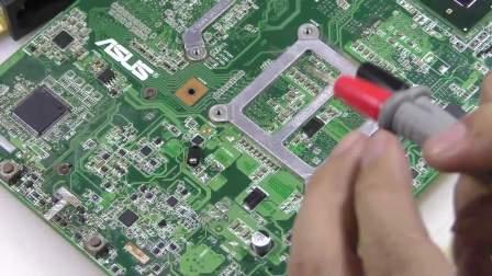 【迅维快修】笔记本维修培训黄老师教你如何测量和更换电容