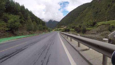 骑行川藏线|318骑迹-一路向西:第六集 新都桥-相克宗