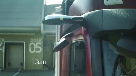 奔驰New Actros2019宣传片