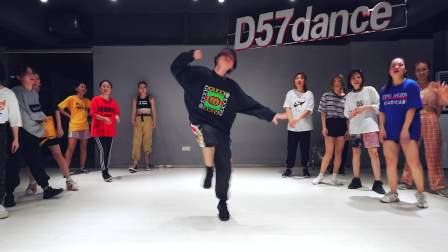 【D舞区舞蹈】- 人气外教导师Alston$kyl导师编舞 -《ALIVE》舞蹈教学视频