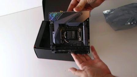 华硕ROG STRIX Z390-I与PRIME Z390-A主板拆箱视频曝光