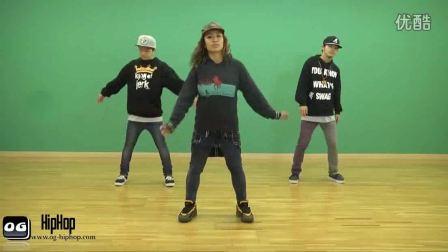 12、Dougie道基舞【DOUGIE】 RISING Dance School RIEHATA BASIC DOUGIE_超清