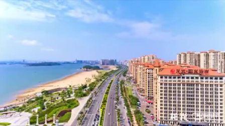 防城港龙光阳光海岸广告宣传