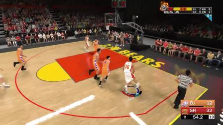 【转载木木竖竖竖】《NBA2K19》 生涯模式序章试玩视频演示