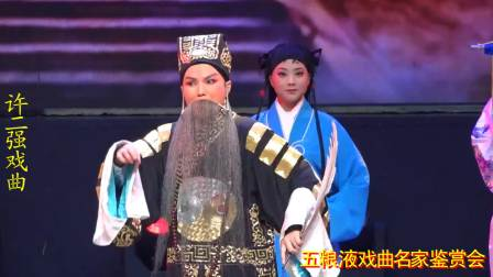 中国戏曲 河南地方戏 许二强戏曲 五粮液戏曲名家鉴赏会 2018年9月6日