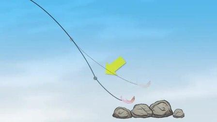 矶钓入门:夹铅的运用(1)【残存浮力_钓棚深度_钓线角度_鱼讯敏感度】