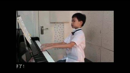 少儿钢琴·托卡塔