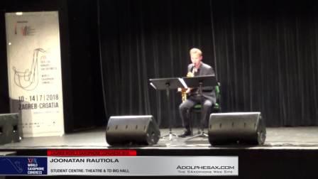 Opus nen by Lauri Supponen - Joonatan Rautiola - #adolphesax