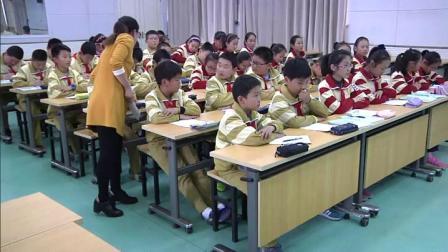 青岛五四学制版小学数学五年级上册《比的基本性质》获奖课教学视频(一师一优课)