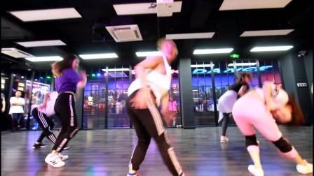 2018 9 8 jazz funk John Wayne (导师:巧克力)上海pink舞蹈工作室 上海哪里学习爵士舞 上海专业爵士舞 长宁店_01