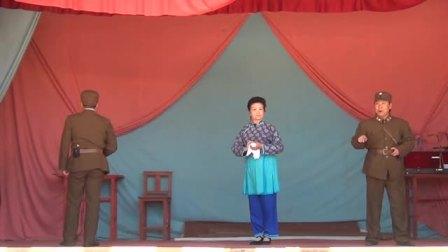 白春林李梦龙等演唱京剧《智斗》