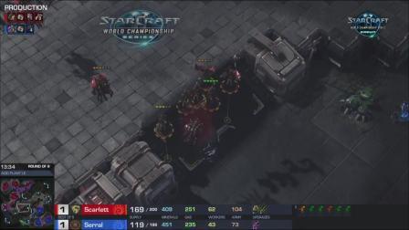 9.10 蒙特利尔 SERRAL VS SCARLETT