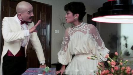 婚礼被毁很气愤,张艾嘉欲教训许冠杰,麦嘉忙掩护