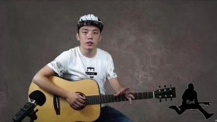 【创艺音乐】男孩(原唱:梁博)吉他弹唱+教学(注:来自《摇滚老炮》)