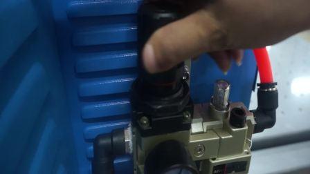 JC-8A-1大台面气动双工位烫画机