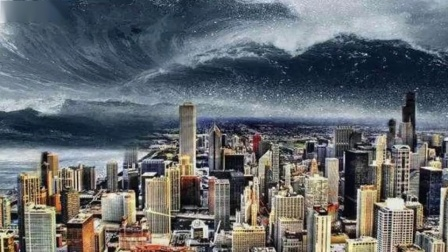 如果全球冰川溶解,海平面上升70米,世界上哪些国家会消失?