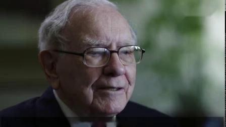 巴菲特解释2008年金融危机-你可以把美国经济想象成一趟