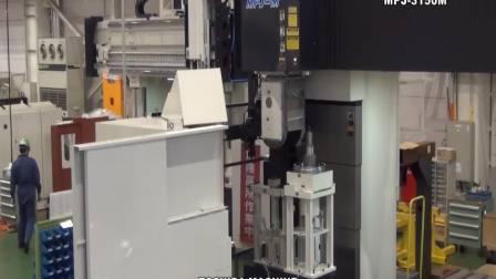 龙门五面加工中心 MPJ-3150M  东芝机械