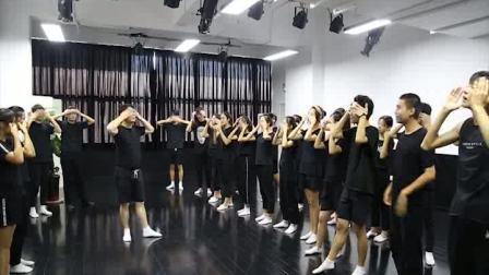 上海戏剧学院表演系谷亦安教授做客迦艺,上课精彩瞬间