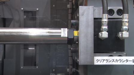发泡成型展开到大型零件 超大型全电动注塑机EC1300SX2-120A