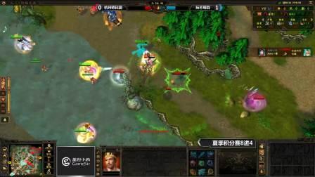 群雄逐鹿2018夏季积分赛 玩不明白VS杭州帅比团2