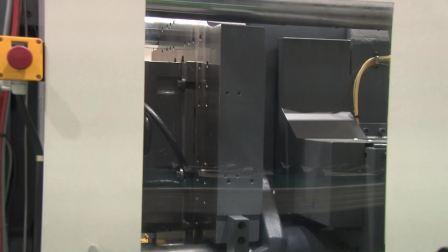 不用干燥的成型系统进化全电动EC230SX2-4YL(东芝机械2016社内展)