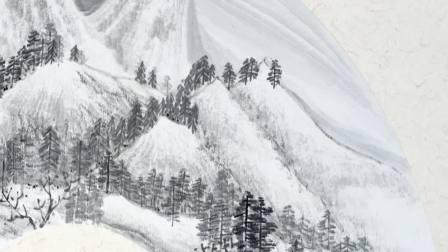 国画家崔明珠艺术作品赏析-金安传媒