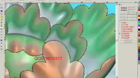 北京精雕全套浮雕设计大全教程视频 区域浮雕填色讲解