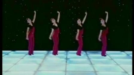 8-4  织呀织(景颇族)中国民族民间舞蹈等级考试教材 第八级