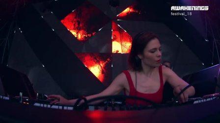 Nina Kraviz - Awakenings Festival Saturday 2018