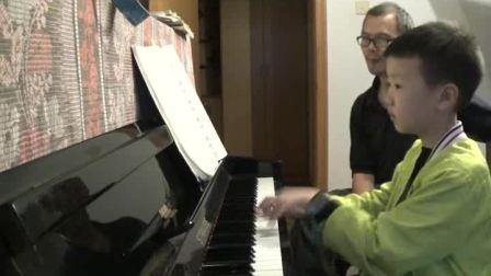 江油贾伦刚钢琴教学-四小天鹅舞曲