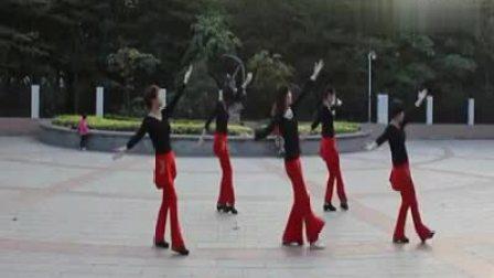 凤凰香香广场舞我说亲爱的