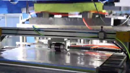 公司生产铝箔餐盒