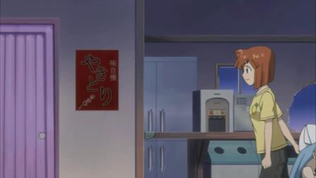 荣子把乌贼娘关进了小房间,乌贼娘以为大家要吃她!