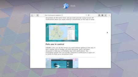"""Introducing GNOME 3.30 """"Almería"""""""