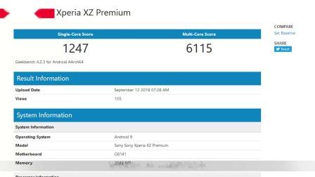 身为索粉笑炸!索尼Xperia XZP可能即将迎来安卓9.0更新