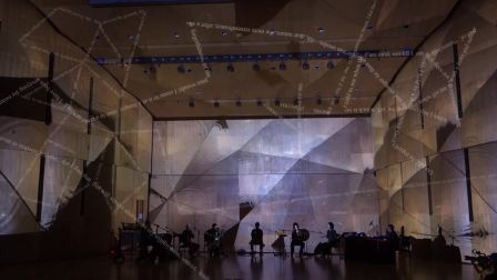 PATTERN OF H D THOREAU, a part of ZenEnsemble LIVE IN BEIJING, 7 SEPT 2018