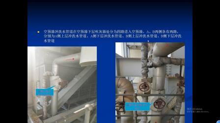空预器冲洗水系统