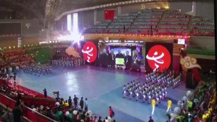 2018年9月6日现场直播,山东省第四届老年人运动会开幕式