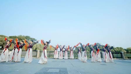 中国舞一阶教练班学员作品展示唯美古典舞《故梦》