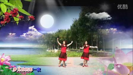 《梦见你的那一夜》编舞 応子 制作 向日葵