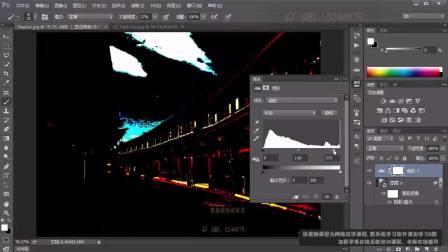 PS教程 入门视频教程  第21课  阴影/高光 vs HDR色调