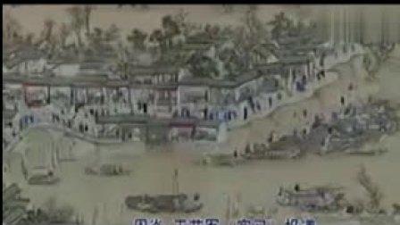 常州奔牛镇版清明上河图-康熙南巡图景点聚焦-记者 王开成