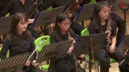 瓦斯曼-卡门幻想曲,黄沛盈,小提琴独奏,香港拔萃女书院交响乐团