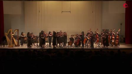 布列敦—主題变奏曲,香港拔萃女书院弦乐团