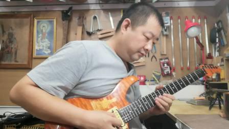 小林克己吉他练习曲1-6 摇