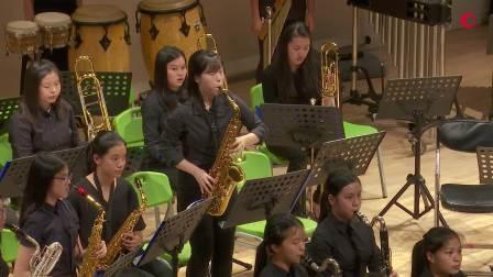 八木泽敦司-交响乐集,蒋颂恩指挥香港拔萃女书院管乐团