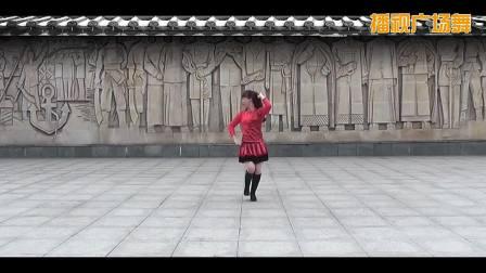 动动广场舞木棉飞花含背面动作...