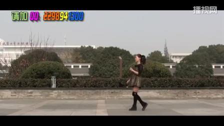 茉莉广场舞爱就要爆灯 正反面教学