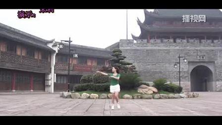 茉莉广场舞最炫广场舞含背面分...